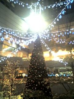 東京オペラシティです。
