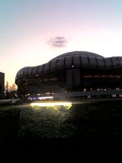 京セラドームです。