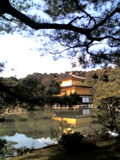 金閣寺です。